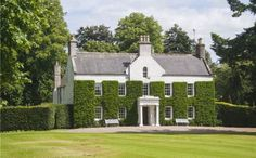Muiresk House, Turriff, Aberdeenshire, Scotland. Pre-1604, 1700, later 18thC, with alterations of 1830 and 1840. Photo.: Savills