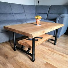 Industrial, Coffee, Table, Furniture, Home Decor, Kaffee, Decoration Home, Room Decor, Industrial Music