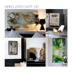 Abstrakte, expressive, experimentelle Malerei | PETRA LORCH | Achern | Germany | Petra, Wordpress, Interiors, Landscape, Interior Design, Animals, Furniture, Ideas, Home Decor