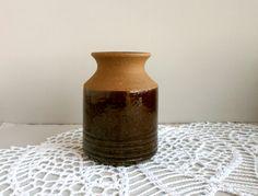 Vintage Sweden pottery vase Swedish scandinavian от DelicateRetro