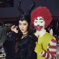 @seojuhyun_s: 맥도날드키랑ㅋㅋㅋ 정말 대단한 친구구나..ㅋㅋ          [TRANS by Stella ♡] With MacDonald Key, hehehe. You're a truly great friend.. Hehe.