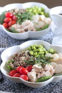 Teriyaki Chicken Quinoa Power Bowl - Picky Palate