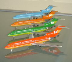 Braniff Flying Colors | Jet-X 200 Braniff Flying Colors 727-200s-braniffleft.jpg