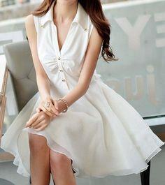 beautiful, classy, Chiffon A Line dress