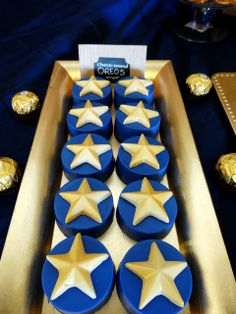 Chocolate covered Oreos at a Cowboy Birthday Party!  See more party ideas at CatchMyParty.com!