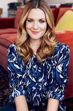 More Bridal Beauty advice from #DrewBarrymore as featured on @BRIDES #FLOWERBeauty