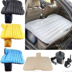 Toyota Avensis Verso 2 X Car Back Seat Protector Kick Kids Car Tidy High Standard In Quality And Hygiene Car Seats & Accessories