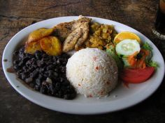 Another awesome meal from Costa Rica.  Explore Costa Rican Organic Cuisine with us on our Eco-Surf-Yoga Retreat. www.GondwanaEcotours.com