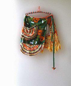 Orange Tree skirt by AllThingsPretty, via Flickr