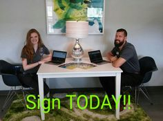 If you thought we couldn't get better, we JUST DID! ⭐ Our brand new laptops  made signing or renewing your lease so quick and simple! Sign your lease TODAY and see how easy signing with us really can be! ⭐ #wejustdidit #dok #easypeezy #signtoday