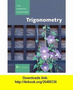 Algebra and trigonometry 9th edition 9780321716569 michael trigonometry plus mymathlab student access kit 9th edition 9780321536006 margaret l fandeluxe Choice Image