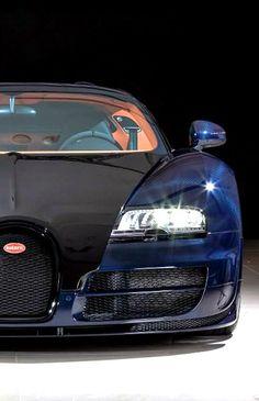 Visit The MACHINE Shop Café... ❤ Best of Bugatti @ MACHINE ❤ (Blue Carbon ƎB Veyron Vitesse)