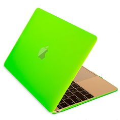 """Mosiso - Retina 12-Inch Rubberized Hard Case Cover for Apple MacBook 12"""" with Retina Display A1534 (2015 NEWEST VERSION) (Spring Green) Mosiso http://www.amazon.com/dp/B00WK72KV8/ref=cm_sw_r_pi_dp_GCVAvb18836RZ"""