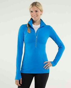 Lululemon Star Runner Pullover ~ Cornflower ~