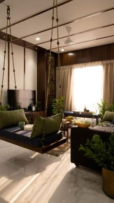 Home Room Design, Home Interior Design, Living Room Designs, Interior Home Decoration, Interior Design For Apartments, Diary Decoration, Modern Apartments, Interior Design Portfolios, Studio Apartments