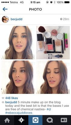 Bec Judd loves Arbonne too <3