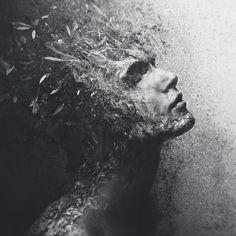 As sombrias e surreais imagens de Pierre-Alain D.