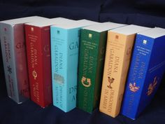 The Outlander Series by Diana Gabaldon is an amazing series of books! Historical Fiction at it's best!! MUST READ!