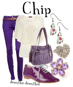 Chip Outfit<3