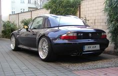 BMW Z3 individual side gills - Page 2
