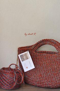 linen handmade bag
