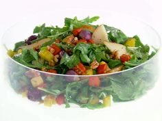 Roasted Root Vegetable Salad Recipe : Giada De Laurentiis : Food Network - FoodNetwork.com