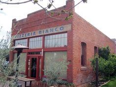 From the Arizona Room | F.S. Baird Machine Shop, now Pizzeria Bianco in Phoenix, AZ #historichomes #historiccentralphoenix #historicphoenixdistricts #historicrealtor #historicdistrictsphoenix #historicphoenixhomes