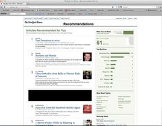 Just plain clean. . NYTIMES recommendations. . .