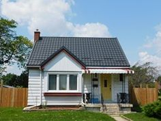 Green Metal Roofing - Ontario's Best and Top German Quality Roofing Systems for residential and commercial projects. Green Metal Roofing, Metal Roof Installation, Roofing Systems, Ontario, Hamilton, Shed, Profile, Outdoor Structures, Gallery