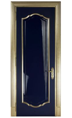 . Door Gate Design, Door Design Interior, Main Door Design, Gold Trim Walls, Classic Doors, Front Door Colors, Exterior Remodel, Luxury Homes Interior, Room Doors