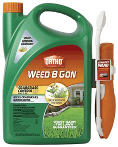 Ortho Weed B Gon Plus Crabgrass Control-Lawn Weed Killer