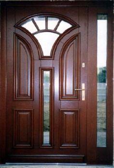 Found on Bing from imged. Bedroom Door Design, Luxury Bedroom Design, Bedroom Furniture Design, Wooden Main Door Design, Double Door Design, Best Door Designs, Door Design Images, Kitchen Room Design, Grill Design