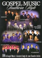 Gospel Music Southern Style Songbk: He Didn't Throw The Clay Away. High And Lifted Up. I Pledge Allegiance To The Lamb. I Stand Redeemed. If That Isn't Love. Reach The World. That's What Grace Is For. Vessel Of Mercy. When He Was On The Cross. Without A Valley. etc. $24.95