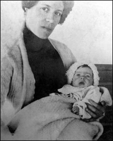 The last living survivor of the Titanic was also the youngest on board.