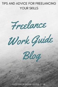 Freelance freelancing guide freelancing tips freelancer self employment earn money save money freelance business freelance for beginners freelancing resources online work