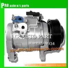 10S20E AC COMPRESSOR FOR CAR DODGE DURANGO 5.7I V8 FOR CAR CHRYSLER ASPEN 5.7I V8 2005-2008 55056157AC 447220-4934 55056157AC