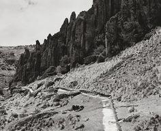 Cumbe Mayo, Cajamarca, Peru : Felsenformation aus Vulkangestein in Cumbe Mayo in der peruanischen Region Cajamarca     © Frank Gaudlitz