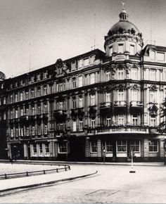 Das Kastens Hotel Luisenhof im Jahr 1939 - Hannovers Geschichte