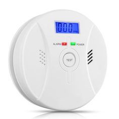 Only US$13.62, buy best CO Carbon Monoxide Detector Poisoning Smoke Fire Security Alarm Warning Sensor sale online store at wholesale price.US/EU warehouse.