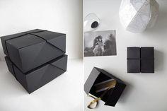 DIY Tutorial: Paper Crafts / DIY BOXES - Bead&Cord