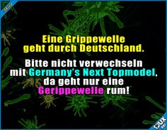 Nicht verwechseln! :P  Lustige Sprüche und Memes #Humor #GNTM #GNTM2017 #GermanysNextTopmodel #nurSpaß #Humor #lustig