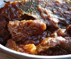 Recette daube de chevreuil