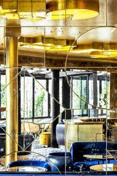 Café Français – Exclusive Design by India Mahdavi