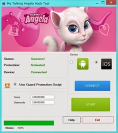 21 Best My Talking Angela Hack and Cheats images in 2018