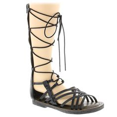 MIA Women's Lenora Lace Up Gladiator Flat Sandal *** Additional details at the pin image, click it  : Lace up sandals