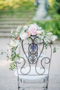 Beautiful Fine Art Wedding Inspiration | Lena Karelova | Marina Muravnik | Oh My Love Wedding | Bridal Musings Wedding Blog