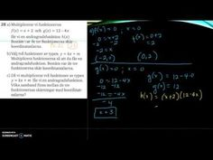 Matematik 5000 Ma 2b   Kapitel 2   Blandade övningar 2   28 del 1