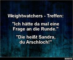 Weightwatchers - Treffen..