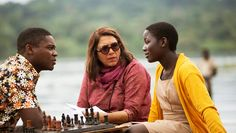 Lupita Nyong'o, David Oyelowo and nonactors from Kampala star in Mira Nair's movie, based on a true story about a girl whose life was changed by chess.