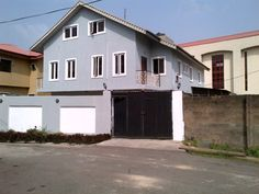 2 units of newly renovated 3 bedroom duplexes with attics, large parlour and a dining area at Kayode Odusola Crescent, Ikosi GRA, off CMD Road, beside Caleb International School, Magodo  #realetstate #property #duplex #house #tolet #Ikosigra #Magodo #Lagos #Nigeria
